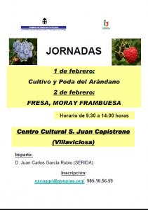 JORNADA PEQUEÑOS FRUTOS